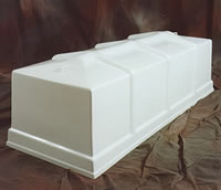 Fiberglass Burial Vaults from Kootenay Monument