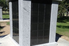 72-Niche Square - Custom Columbaria available from Kootenay Monument Installations