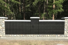 74-Niche Custom designed Columbaria available from Kootenay Monument Installations